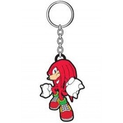 Sonic Knuckles Rubber Key Chain
