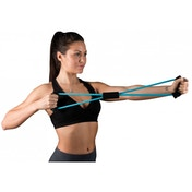 Yoga-Mad Figure Eight Resistance Band Medium