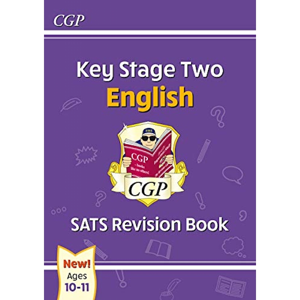 New KS2 English Targeted SATS Revision Book - Standard Level (for tests in 2018 and beyond) by CGP Books (Paperback, 2016)