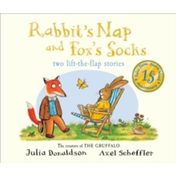 Tales from Acorn Wood: Fox's Socks and Rabbit's Nap by Julia Donaldson (Paperback, 2015)