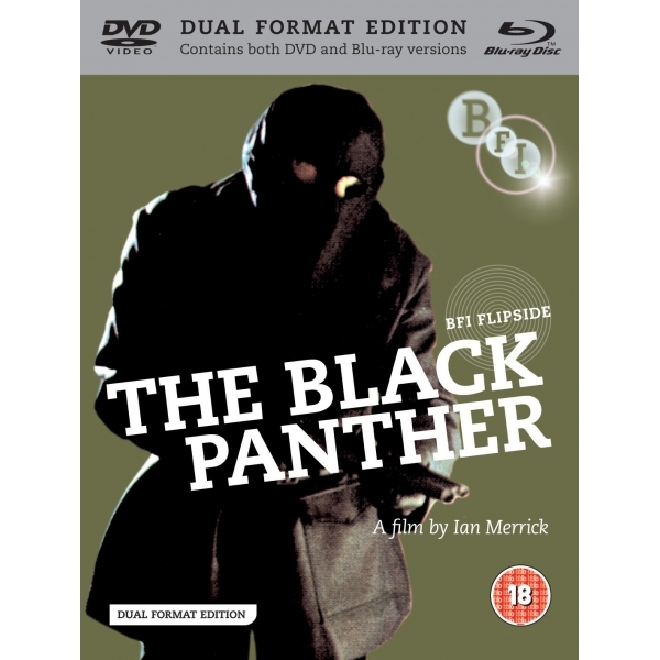 The Black Panther Blu-ray & DVD