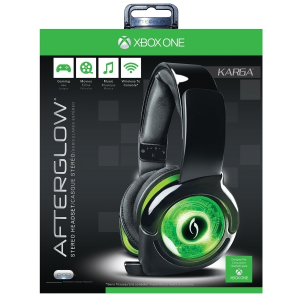 Pdp Afterglow Wired Headset Karga Xbox One 365gamescouk