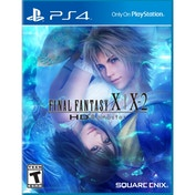 Final Fantasy X & X-2 HD Remastered Game PS4