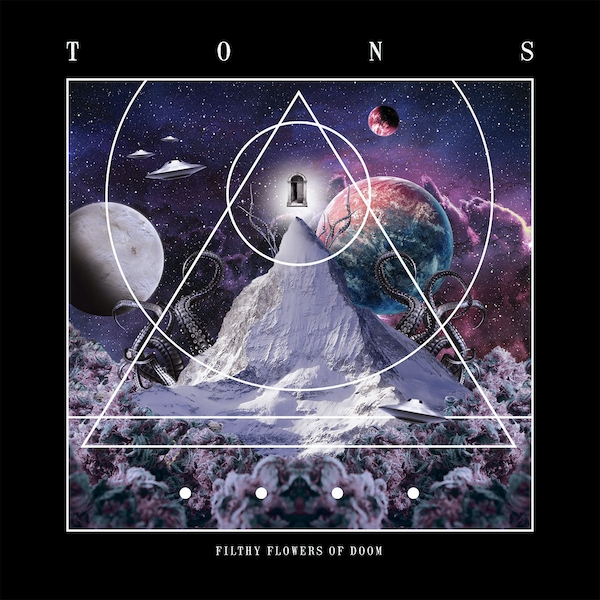 Tons ‎– Filthy Flowers Of Doom Limited Edition Violet Vinyl