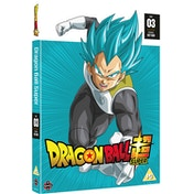 Dragon Ball Super Part 3 (Episodes 27-39) DVD