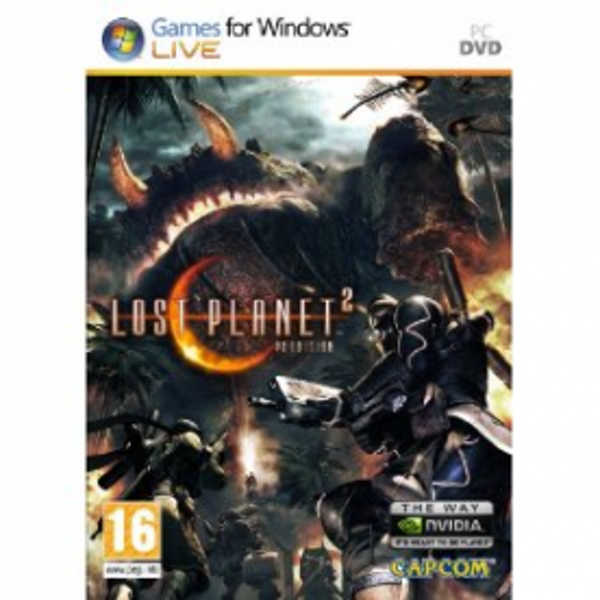 Lost Planet 2 Game PC