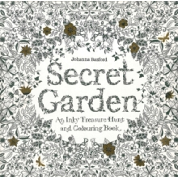 Secret Garden : An Inky Treasure Hunt