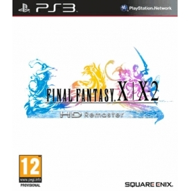Final Fantasy X & X-2 HD Remastered Game PS3