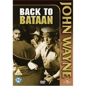 Back To Bataan DVD