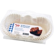 Tala Siliconised Greaseproof Loaf Tin Liners (Set of 40) 1lb