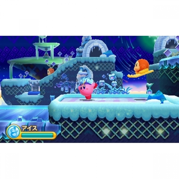 Kirby Triple Deluxe Game 3DS (Selects) - Image 3