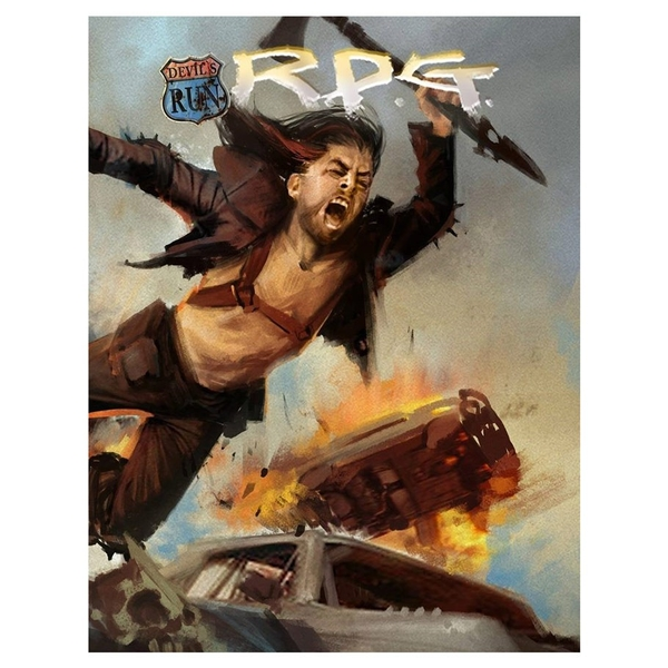 Devil's Run Roleplaying Game RPG