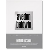 Richard Avedon, James Baldwin: Nothing Personal Hardcover