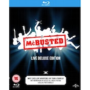 McBusted - Live Deluxe Edition Blu-ray