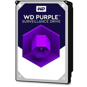 Western Digital Purple HDD 2000GB Serial ATA III internal hard drive