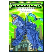 Godzilla: The Series - The Monster Wars Trilogy DVD