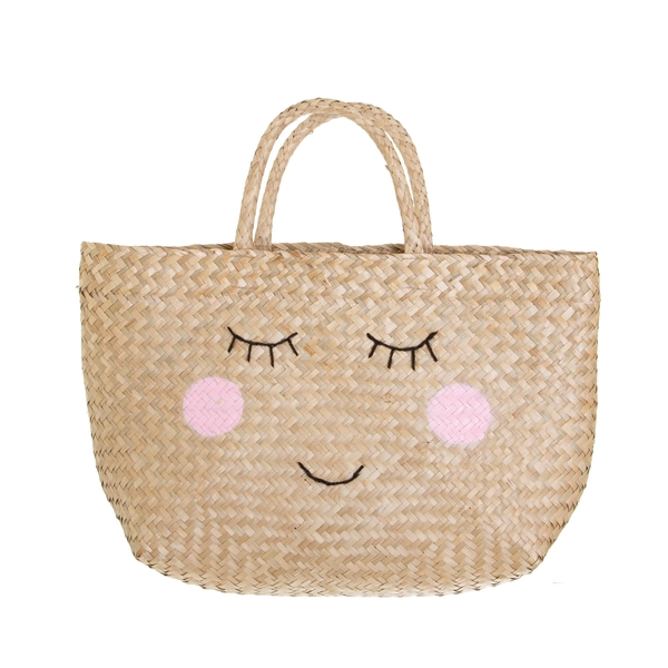 Sass & Belle Seagrass Happy Shopping Bag