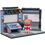 Five Nights at Freddy's Medium Construction Set Circus Control