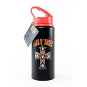 Guns N Roses Logo Aluminium Drink Bottle