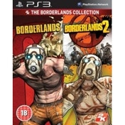 Borderlands 1 and 2 Collection Game PS3