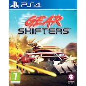 Gearshifters PS4 Game