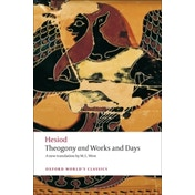 Theogony and Works and Days by Hesiod (Paperback, 2008)