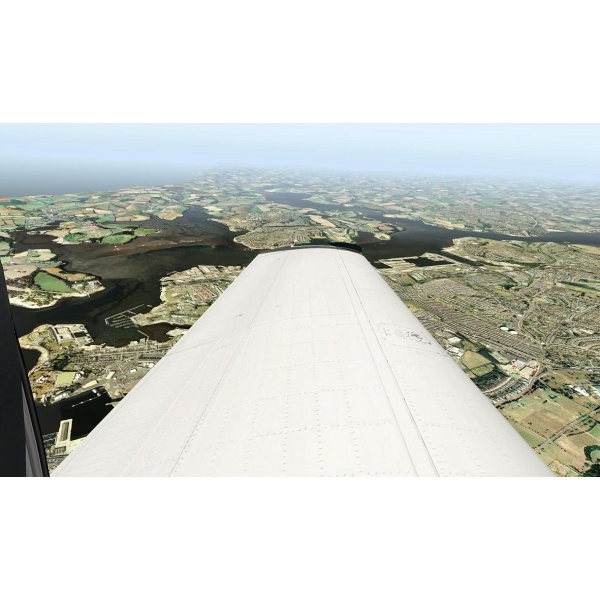 VFR Photographic Scenery For X-Plane 10 Volume 2 South West England & South  Wales PC & Mac