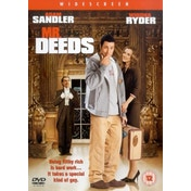 Mr Deeds DVD