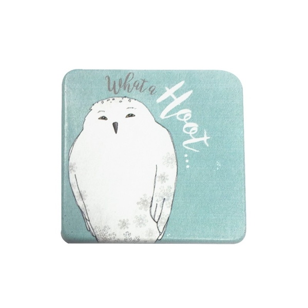 Owl Coaster By Heaven Sends