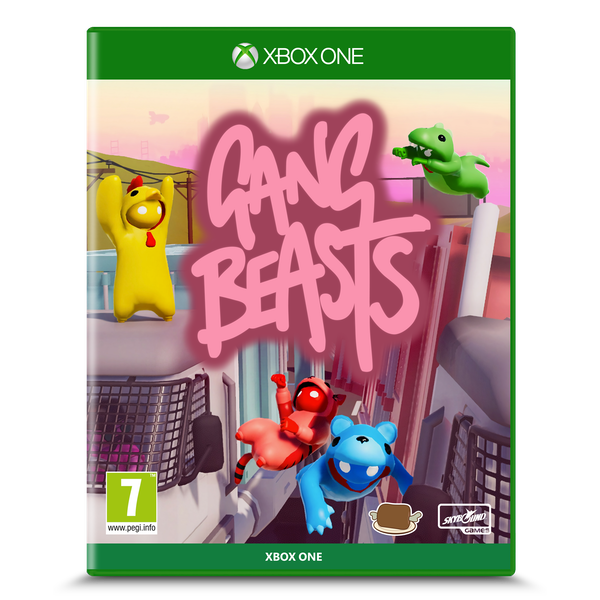 Gang Beasts Xbox One Game