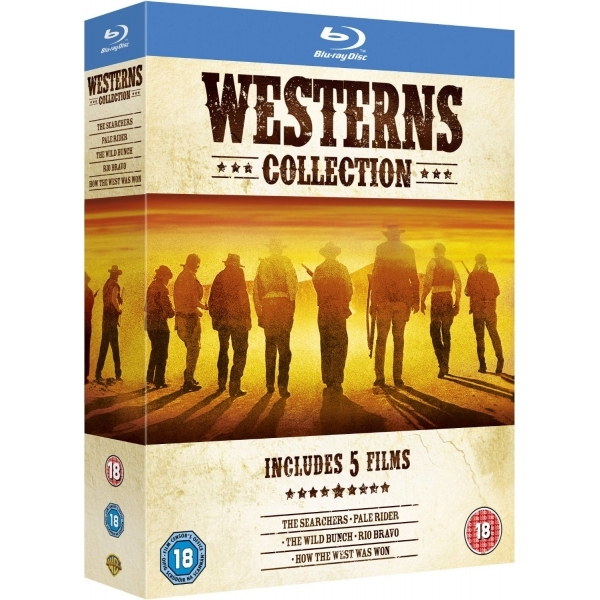 Westerns Collection Blu-ray