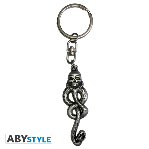 Harry Potter - Death Eater Metal Keyring