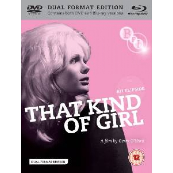 That Kind of Girl (BFI Flipside) DVD   Blu-ray