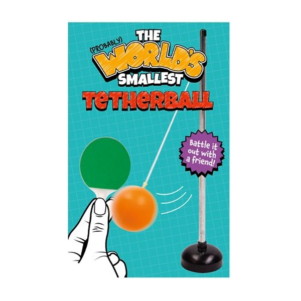 Image of World's Smallest Teatherball