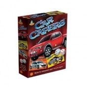 Car Capers Board Game