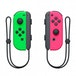 Nintendo Switch Joy-Con Controller Pair (Neon Green/Neon Pink) - Image 2