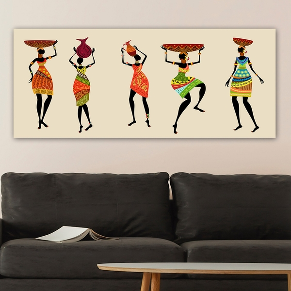 YTY915980_50120 Multicolor Decorative Canvas Painting