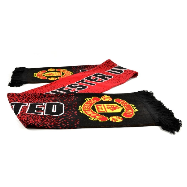 Man UTD Speckled Scarf