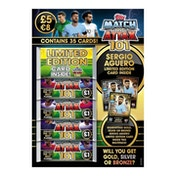 Match Attax 101 Football Trading Card Collection Multipack