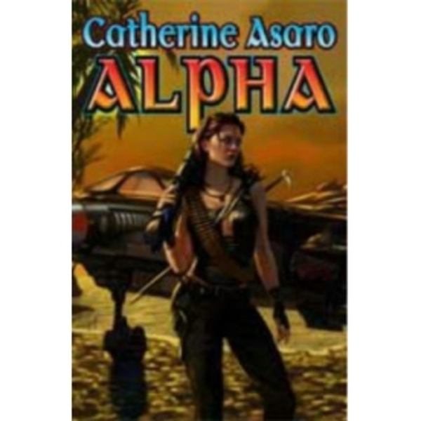 Alpha by Catherine Asaro (Paperback, 2007)