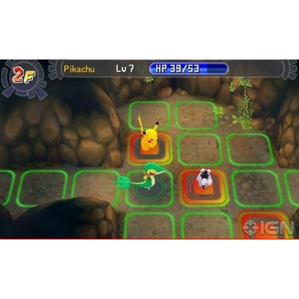 Pokemon Mystery Dungeon Gates To Infinity Game 3DS - Image 3