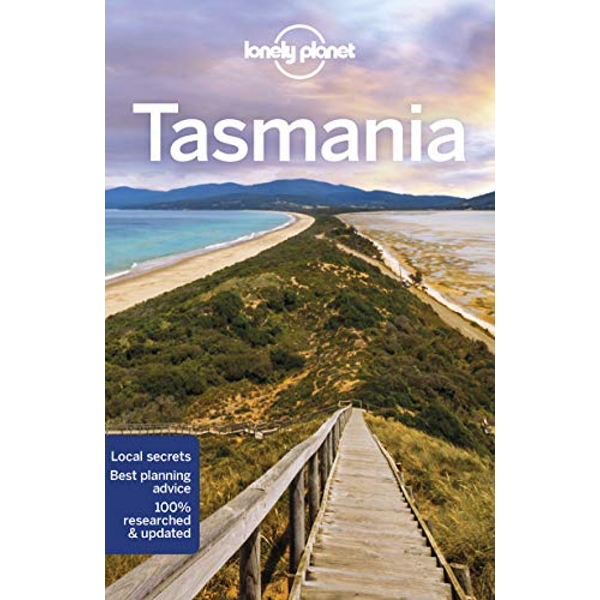 Lonely Planet Tasmania  2018 Paperback / softback