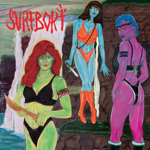 Surfbort - Friendship Music Vinyl