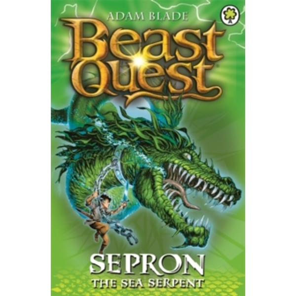 Beast Quest: Sepron the Sea Serpent : Series 1 Book 2