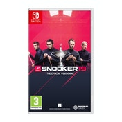 Snooker 19 The Official Video Game Nintendo Switch Game