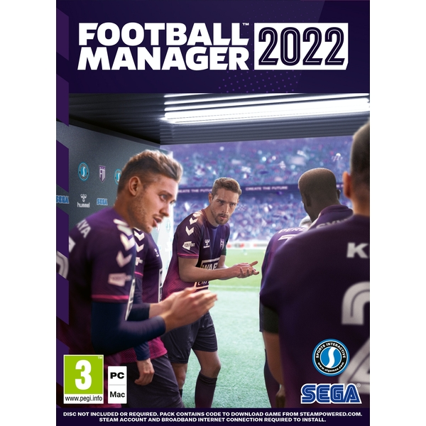 Football Manager 2022 PC Game