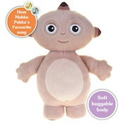 In the Night Garden Snuggly Singing Makka Pakka Soft Toy