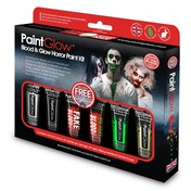 Paintglow Halloween Blood & Glow Boxset