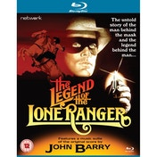 The Legend Of The Lone Ranger Blu-ray