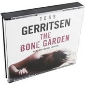 Ex-Display Tess Gerritsen The Bone Garden Audio Book CD Used - Like New